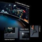 "Mонитор 27"" Samsung Gaming LC27RG50 (LC27RG50FQIXCI) - изображение 8"
