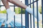 Белые кожаные женские кеды на липучке с белой подошвой VM-Villomi Натуральная кожа 37 (vm-em-11) - изображение 6