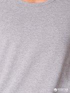 Майка Atlet 000-119 48 3 шт. Сірий меланж (ROZ4030010061) - зображення 3