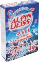 Пральний порошок 4 в 1 Alpin weiss 1 кг (4260198340012) - зображення 1