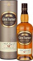 Виски Glen Turner 12 Y.O. 0.7 л 40% (3147697523508) - изображение 1