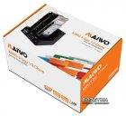 """Док-станція Maiwo для 3xHDD 2.5""""/3.5"""" SATA/SSD USB 3.0 (K3093) - зображення 6"""