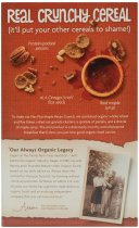 Хлопья хрустящие Nature's Path Органические с пеканом и кленовым сиропом 325 г (058449771432) - изображение 3