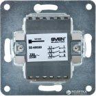 Выключатель тройной Sven SE-60020 Белый (SE-60020 white) - изображение 3