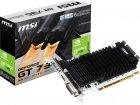 MSI PCI-Ex GeForce GT 730 2048MB DDR3 (64bit) (902/1600) (VGA, DVI, HDMI) (N730K-2GD3H/LP) - изображение 4