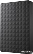 Жорсткий диск Seagate Expansion 4TB STEA4000400 2.5 USB 3.0 External Black - зображення 2