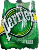 Упаковка минеральной газированной воды Perrier 1 л х 6 бутылок (3179732348913) - изображение 1