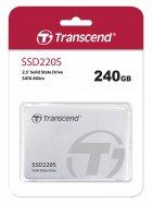 """Transcend SSD220S Premium 240GB 2.5"""" SATA III TLC (TS240GSSD220S) - зображення 7"""