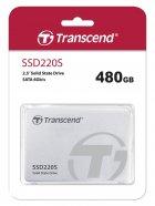 "Transcend SSD220S Premium 480GB 2.5"" SATA III TLC (TS480GSSD220S) - изображение 7"