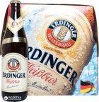 Упаковка пива Erdinger Біле світле фільтроване 5% 0.5 л х 12 пляшок (4002103248248) - зображення 1