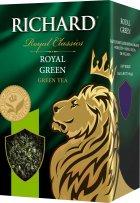 Чай Richard зеленый байховый листовой Royal Green 90 г (4823063702379) - изображение 1