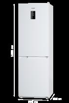 Двухкамерный холодильник ATLANT ХМ 4421-109 ND - изображение 2