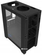 Корпус GameMax H601BR Black - зображення 4
