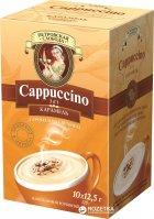 Кавовий напій Петровская Слобода Cappuccino 3 в 1 Карамель 10 x 12.5 г (8886300970258) - зображення 1