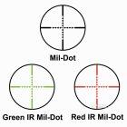 Оптичний приціл Barska Blackhawk 3-9x32 (IR Mil-Dot R/G) (922721) - зображення 5
