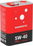 Моторное масло Nanoprotec Engine Oil 5W-40 PDI+ 4 л (NP 2207 504) - изображение 1