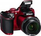 Фотоаппарат Nikon Coolpix B500 Red (VNA953E1) Официальная гарантия! - изображение 3