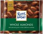 Шоколад Ritter Sport Nut Selection молочный с цельными миндальными орехами 100 г (4000417703002_374378) - изображение 1