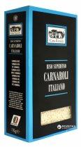Рис Casa Rinaldi Carnaroli среднезерный 1 кг (8006165390774) - изображение 1