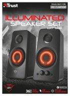 Акустическая система Trust GXT 608 Illuminated 2.0 Speaker Set Black (TR21202) - изображение 5