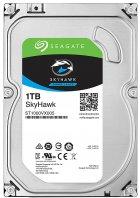 Жорсткий диск Seagate SkyHawk HDD 1TB 5900rpm 64MB ST1000VX005 3.5 SATAIII - зображення 1