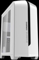 Корпус GameMax H601-WB White-Black - зображення 4