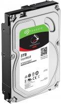 Жорсткий диск Seagate IronWolf HDD 3TB 5900rpm 64MB ST3000VN007 3.5 SATAIII - зображення 3