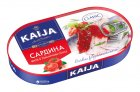 Сардина филе в томатном соусе Kaija 170 г (4751007730921) - изображение 1