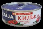 Кілька обсмажена в томатному соусі Kaija 240 г (4751007732284) - зображення 1
