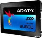 "ADATA Ultimate SU800 256GB 2.5"" SATA III 3D 3D V-NAND TLC (ASU800SS-256GT-C) - зображення 1"