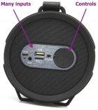 Портативная мобильная Bluetooth колонка SPS CIGII S22B - зображення 5
