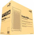 Корпус Aerocool Trinity Mini Tempered glass (Trinity Mini-G-BK-v2) - изображение 11