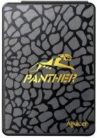 """Apacer AS340 Panther 120GB 2.5"""" SATAIII TLC (AP120GAS340G-1) - зображення 1"""