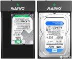 """Зовнішня кишеня Maiwo для HDD 3.5/2.5"""" SATA-USB3.0 (K3568) - зображення 2"""