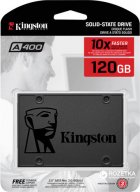 "Kingston SSDNow A400 120GB 2.5"" SATAIII 3D TLC (SA400S37/120G) - изображение 4"