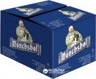 Упаковка пива Monchshof Landbier світле фільтроване 5.4% 0.5 л x 20 шт. (40821214) - зображення 1