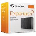 """Накопичувач зовнішній HDD 3.5"""" USB 6.0 TB Seagate Expansion Black (STEB6000403) - зображення 4"""