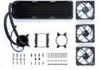 Система жидкостного охлаждения Fractal Design Celsius S36 Black-White (FD-WCU-CELSIUS-S36-BK) - изображение 14