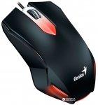 Мышь Genius X-G200 USB Black (31040034100) - изображение 2