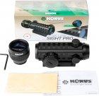 Приціл коліматора Konus Sight-Pro Dual 1-2x30 (7377) - зображення 6