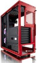 Корпус Fractal Design Focus G Window Red (FD-CA-FOCUS-RD-W) - зображення 2