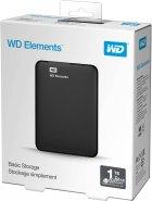 Жесткий диск Western Digital Elements 1TB WDBUZG0010BBK-WESN 2.5 USB 3.0 External Black - изображение 6