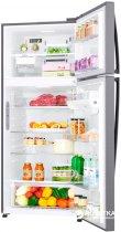 Двухкамерный холодильник LG GN-H702HMHZ - изображение 3