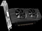 Gigabyte PCI-Ex GeForce GTX 1650 OC Low Profile 4G 4GB GDDR5 (128bit) (1695/8002) (HDMI, DisplayPort, DVI) (GV-N1650OC-4GL) - зображення 3