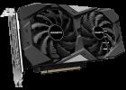 Gigabyte PCI-Ex GeForce GTX 1650 Windforce 4G 4GB GDDR5 (128bit) (1665/8002) (3 x HDMI, DisplayPort) (GV-N1650WF2-4GD) - зображення 2