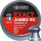 Свинцеві кулі JSB Diabolo Exact Jumbo RS 0.87 г 500 шт. (14530513) - зображення 1