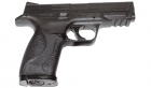 Пневматичний пістолет KWC Smith & Wesson M&P40 KM48DHN Сміт і Вессон газобалонний CO2 120 м/с - зображення 2