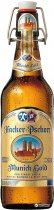 Упаковка пива Hacker-Pschorr Munich Gold світле фільтроване 5.5% 0.5 л х 18 шт. (4004866222251) - зображення 1