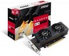 MSI PCI-Ex Radeon RX 550 2GT LP OC 2GB GDDR5 (128bit) (1203/6000) (DVI, HDMI) (RX 550 2GT LP OC) - изображение 5