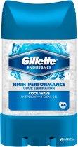 Гелевый дезодорант - антиперспирант Gillette Cool Wave 70 мл (7702018978120) - изображение 1